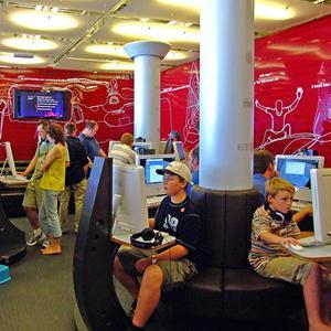 Интернет-кафе Боровска