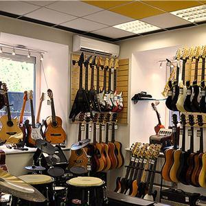 Музыкальные магазины Боровска
