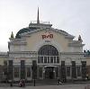 Железнодорожные вокзалы в Боровске