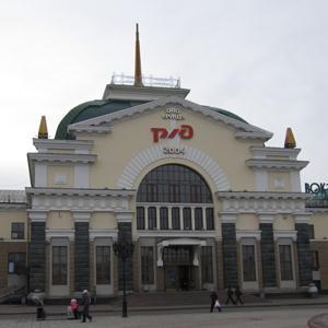 Железнодорожные вокзалы Боровска